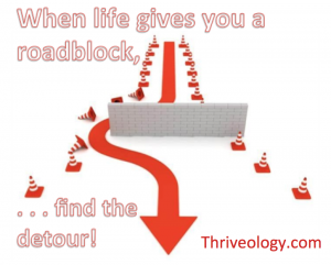 life roadblocks and how to cope