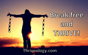 Are you damaged, resilient, or thriving?