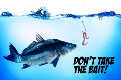Don T Take The Bait Thriveology