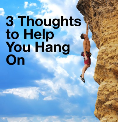 3 thoughts to turn around tough times.