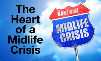 The heart of a midlife crisis: Meaning