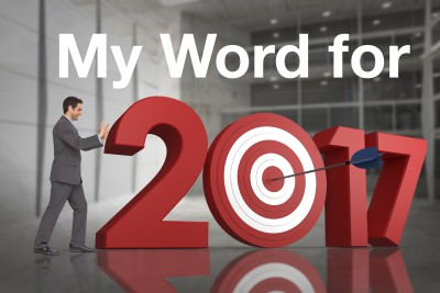 My word for 2017 -- LEAN.