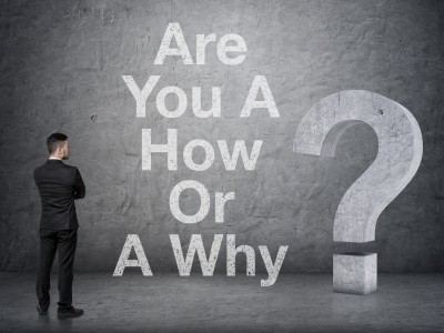 Are You A How Or Why Person?