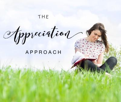 The Appreciation Approach