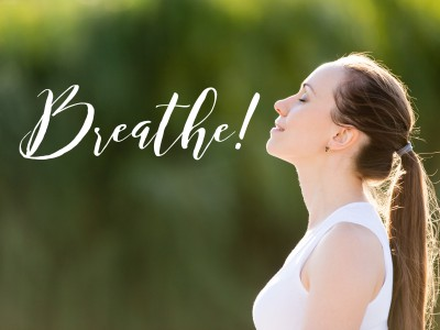 Using your breathing as a way to thrive and be healthy.