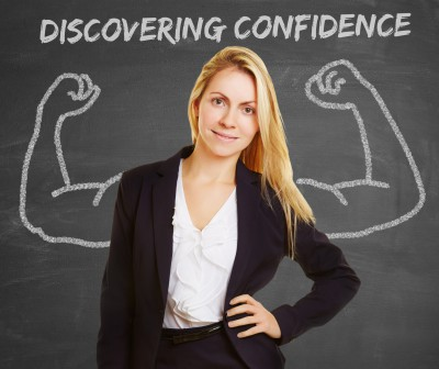 The truth about self confidence.  How to find it.  How to build it.  How to have it.