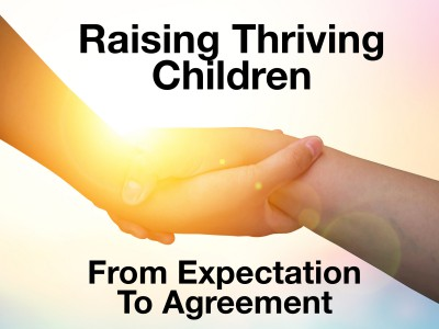 Expectations don't work.  Shift to agreements.