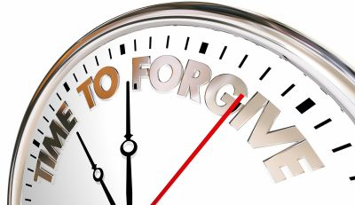 Stuck in the past? Time to forgive.