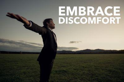 EmbraceDiscomfort
