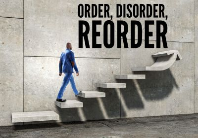 The cycle of life:  order, disorder, reorder