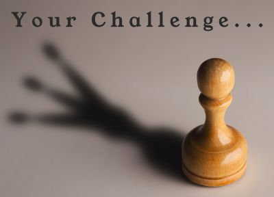How to challenge yourself and grow!