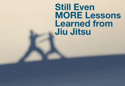Jiu jitsu has taught me some (lots of) lessons… about jiu jitsu and about life.  In this episode, I reflect further on my jiu jitsu (and life) journey.