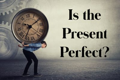 Is the present perfect?  Yes.  Find out how in this episode of the Thriveology Podcast.